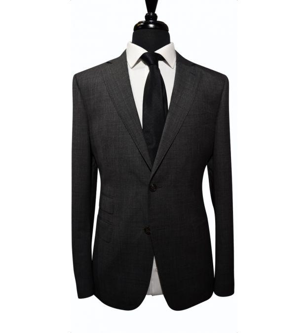Charcoal Rivington Wool Suit