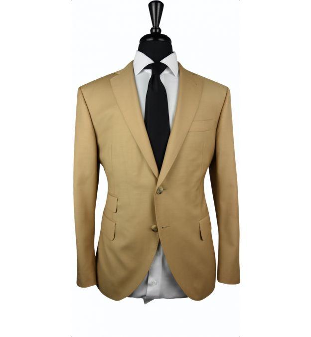 Desert Twill Wool Suit