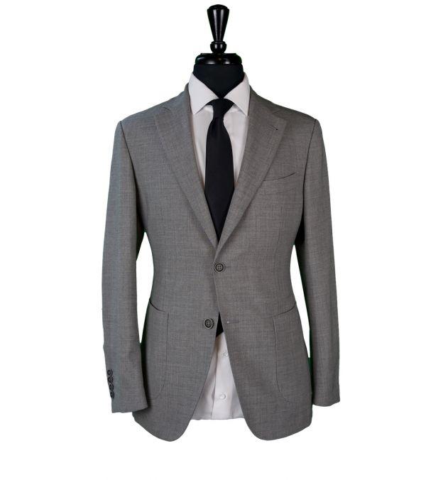 Grey Comfort Suit