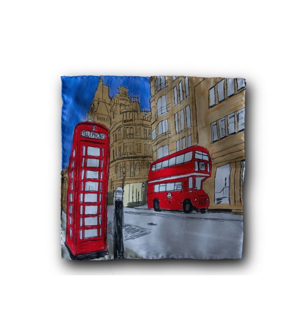 London Pocket Square