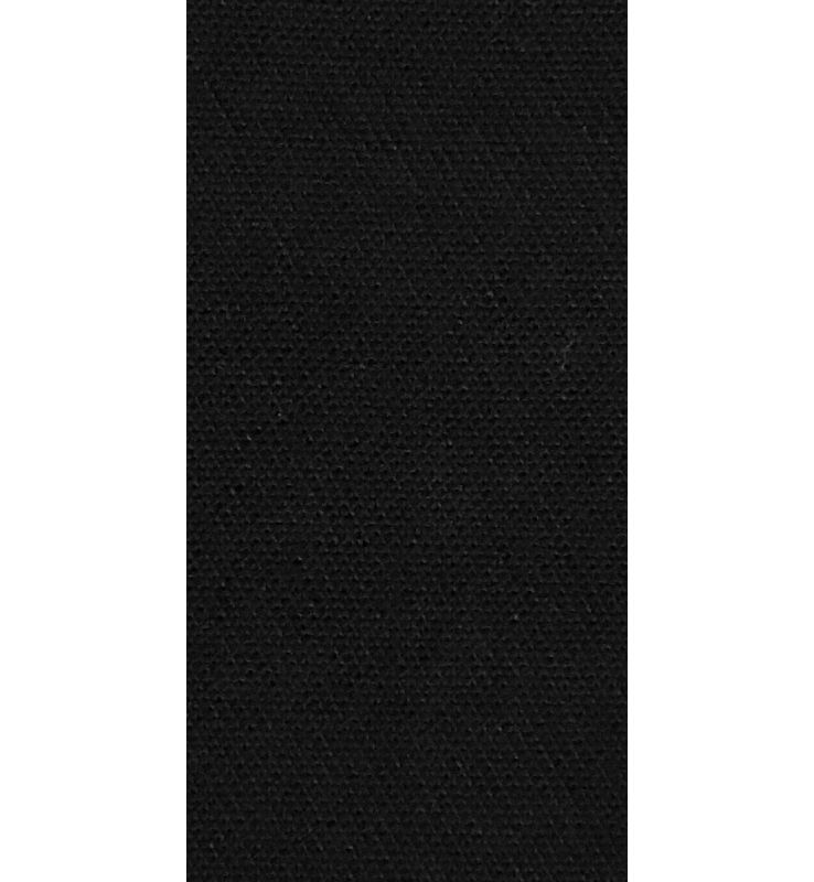 Black Poplin Dress Shirt