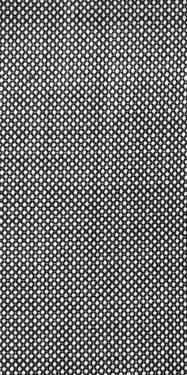 Grey Birdseye Wool Suit