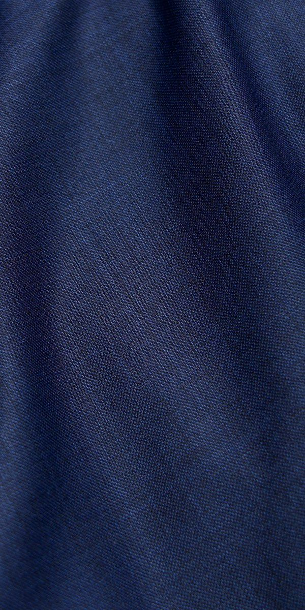 Persian Blue Wool Suit