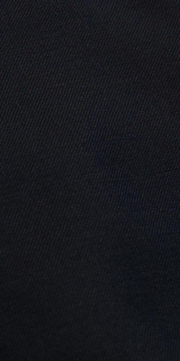 Matte Black Wool Tuxedo