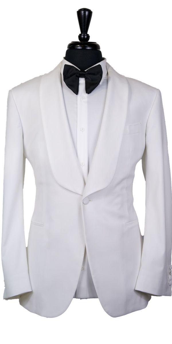 Ivory Wool Classic Tuxedo