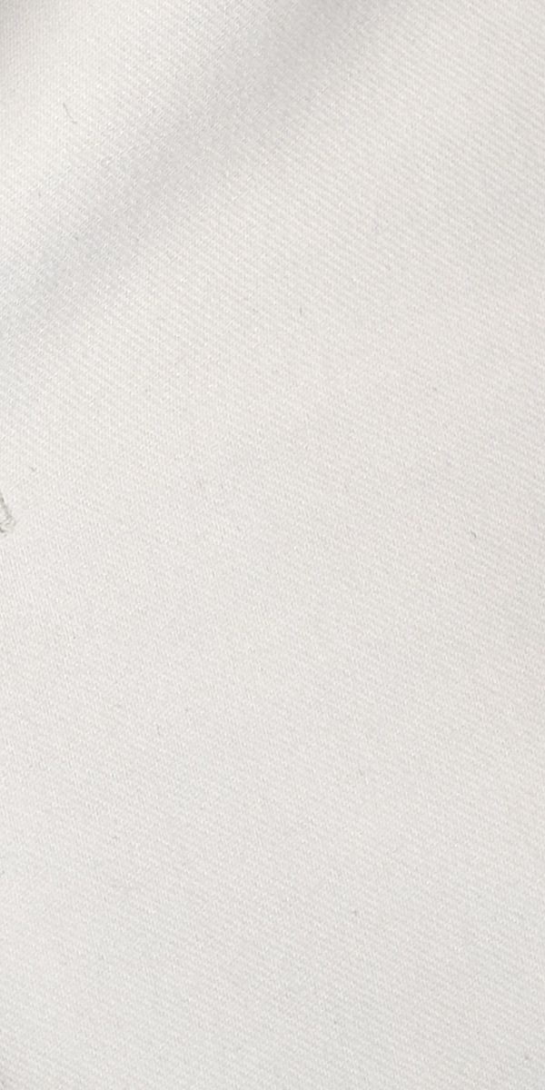 Ivory White Wool Tuxedo