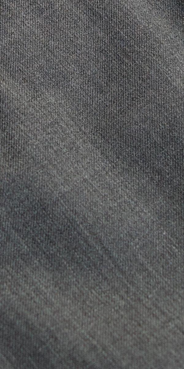 Steel Gray Wool Suit