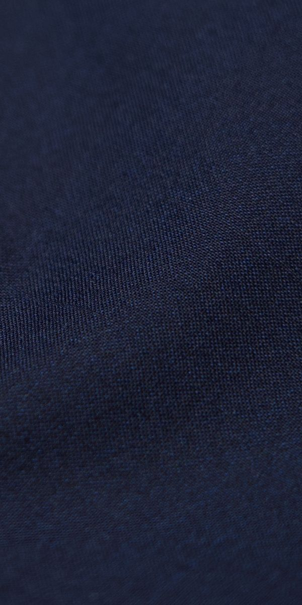 Oxford Blue Subtle Pinstripe Wool Suit