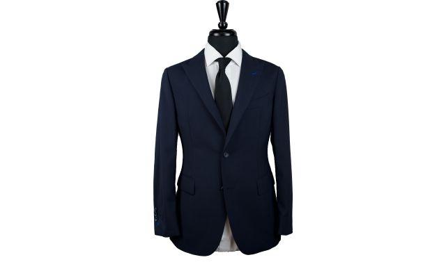 Dark Blue Comfort Suit