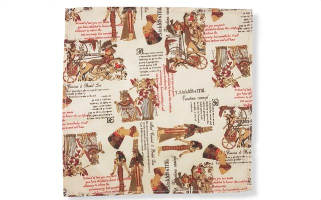 Ancient Egypt Handkerchief