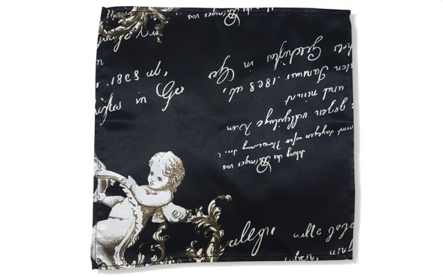Dark Angel Handkerchief