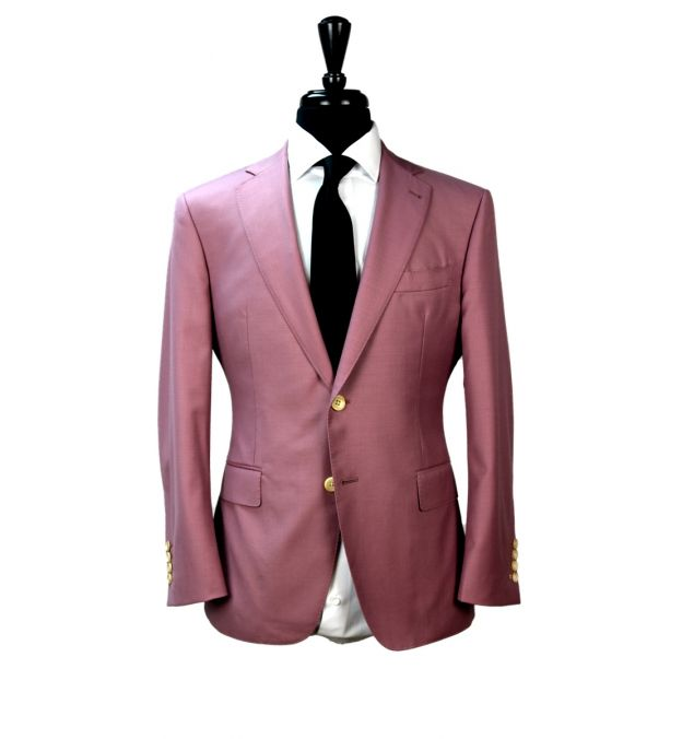 Flamingo Wool Suit
