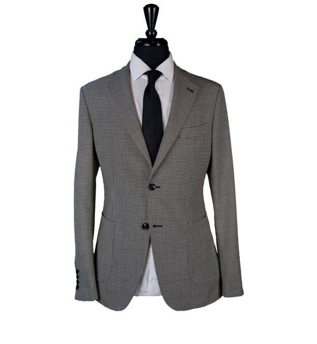Houndstooth Comfort Suit