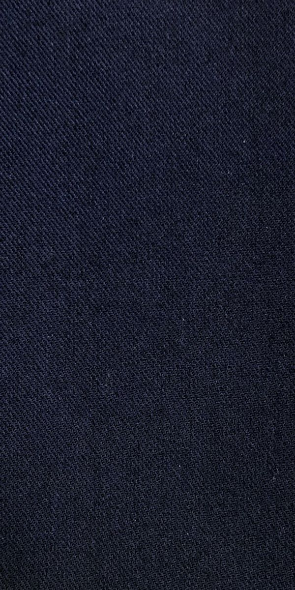 Dark Blue Wool Suit