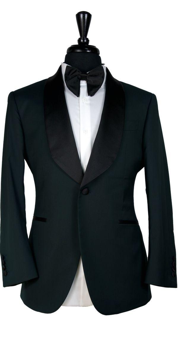Emerald Green with Shawl Lapel Tuxedo