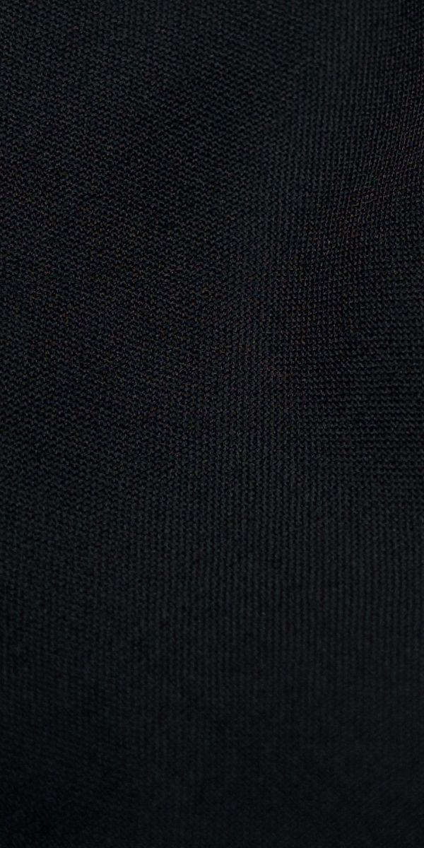 Classy Black Wool Tuxedo