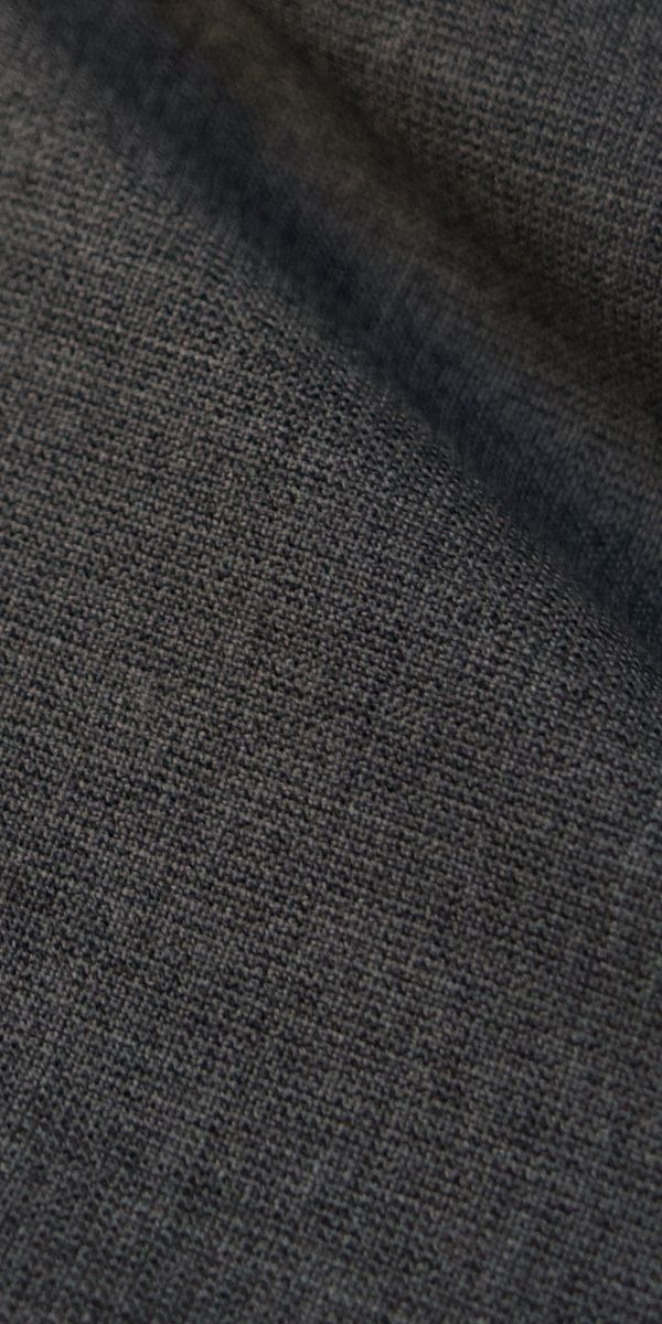 Grey Stretch Wool Suit