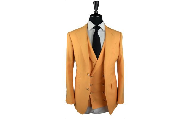 Mango Wool Suit