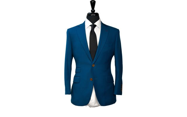 Spruce Wool Suit