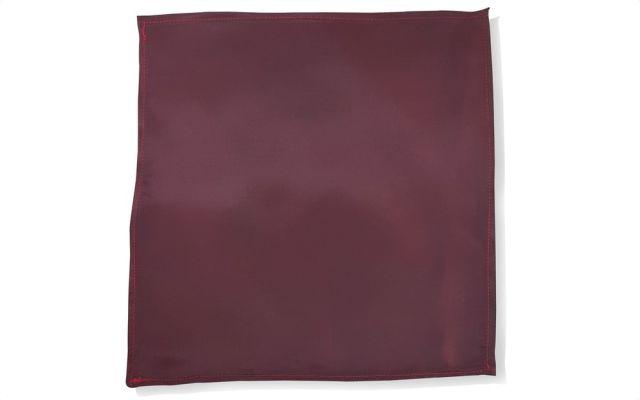 Beautiful Burgundy Handkerchief