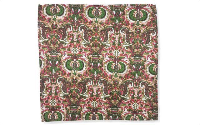 Garden of Blee Handkerchief