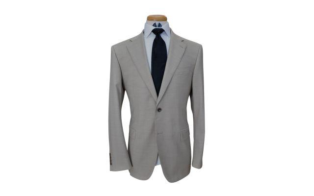 Camel Wool Suit