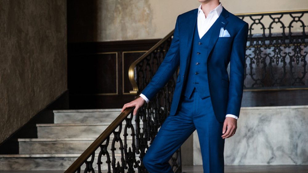 2017's Three-Piece Suit Trends