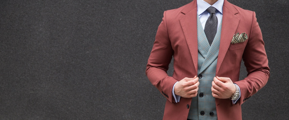 DESIGN YOUR SUIT
