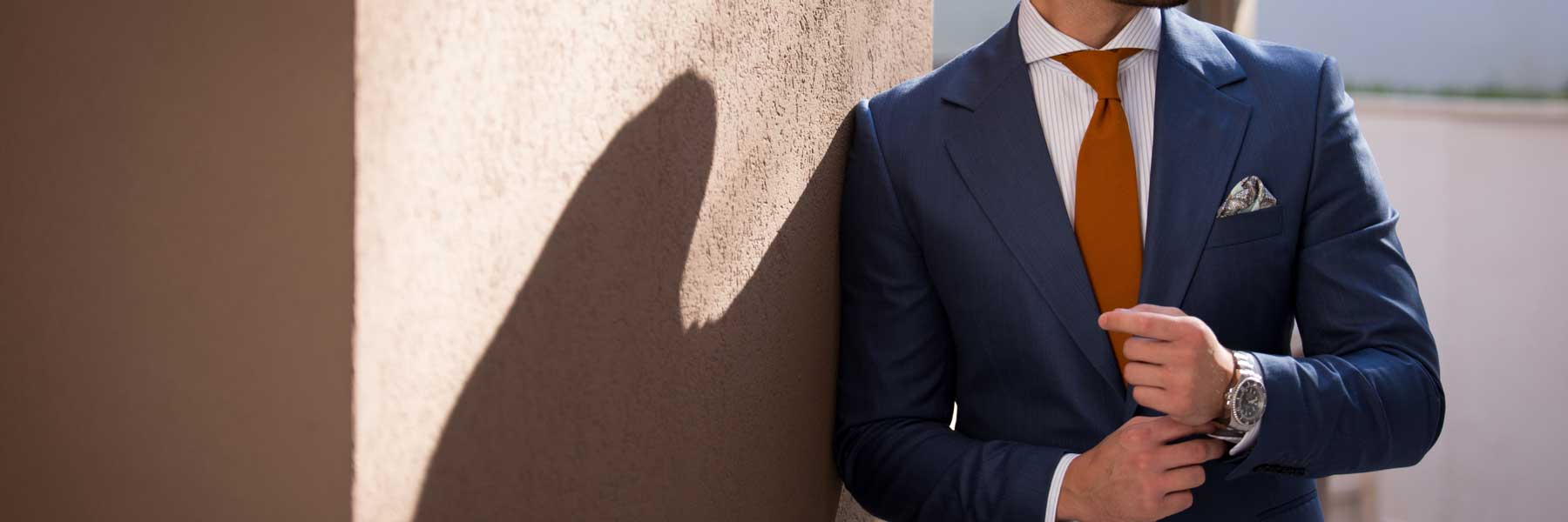 Custom suits online in Montreal | Suitablee