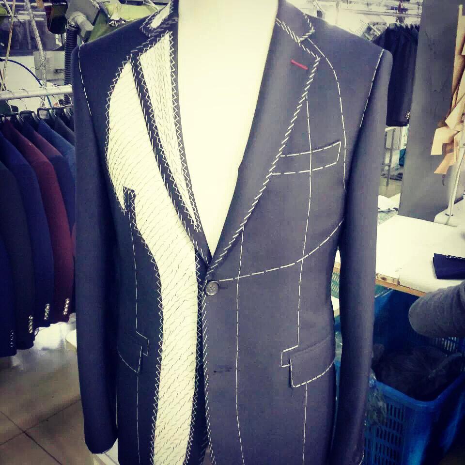 Full canvas suit