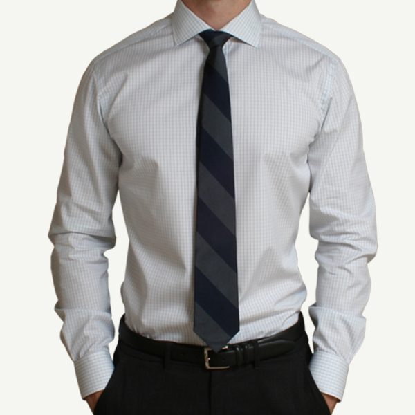 Perfect fitted dress shirt